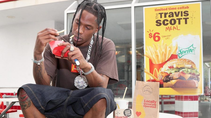Travis Scott Burger Review