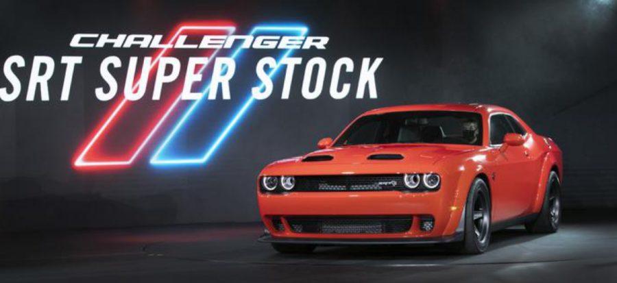 Dodge+Challenger+SRT+Super+Stock