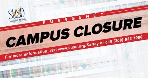 SUSD Schools Closing Down