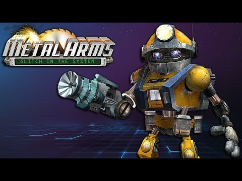 Metal Arms - Glitch in the System: The Best Game Youve Probably Never Played!
