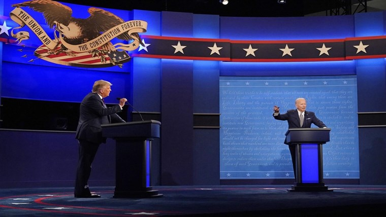 2020 Presidential Debate...  If You Can Call it That