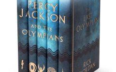 Take a Trip Through Greek Myths with Percy