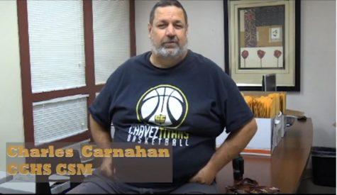 Charles Carnahan CCHS CSM
