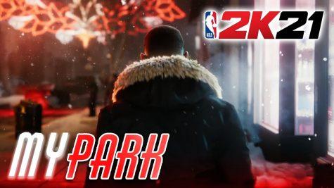 NBA 2k21 MyPark Updates