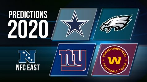 NFC East Playoff Race