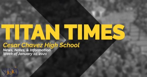 Titan Times - January 11, 2021