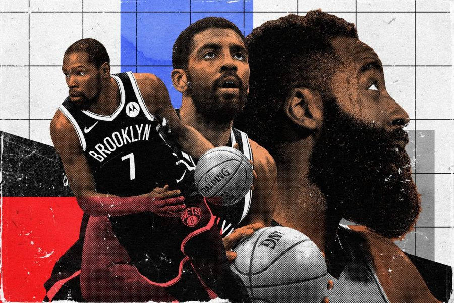 The Nets are all in