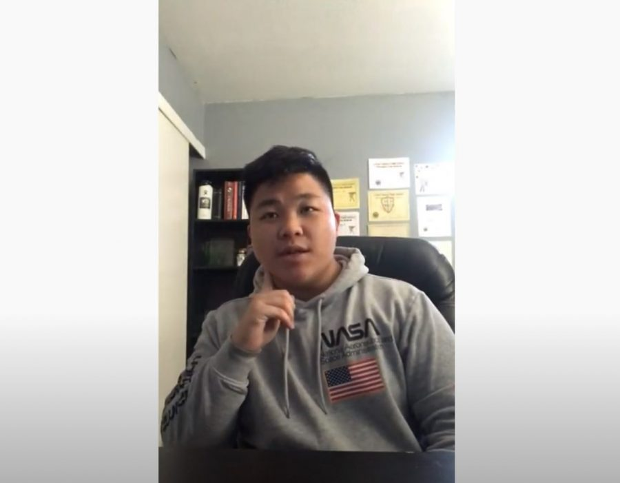 Senior Spotlight - Nathan Ho