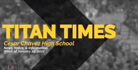 Titan Times - January 25