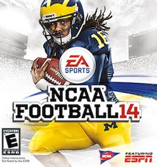 NCAA football is back