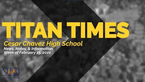 Titan Times - 2/16/21