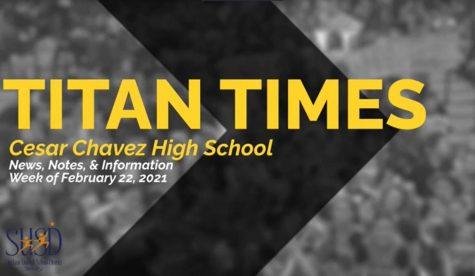 Titan Times 2/22/21
