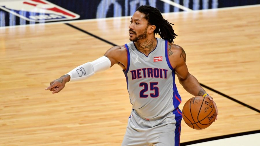 Derrick Rose headed back to the New York Knicks for Dennis Smith Jr and a 2021 second round pick