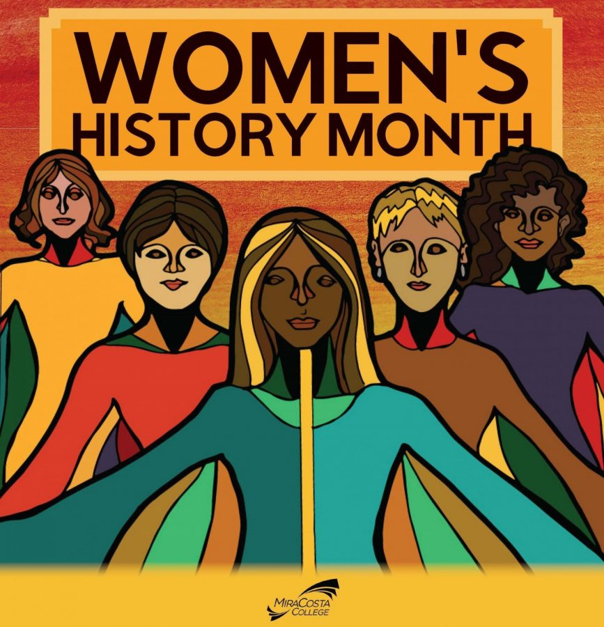 Women's history month: remarkable women over the years