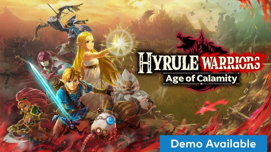 Hyrule+Warriors%3A+Age+of+Calamity%2C+The+Beginning+of+The+One+Hundred+Year+Journey