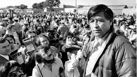 Who is Cesar Estrada Chavez?