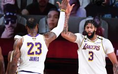 Lakers run to a back to back Championship Run