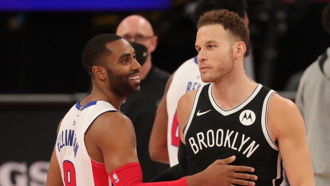 Blake+Griffin+is+headed+to+the+Brooklyn+Nets+in+a+buyout+deal+from+the+Detroit+Pistons
