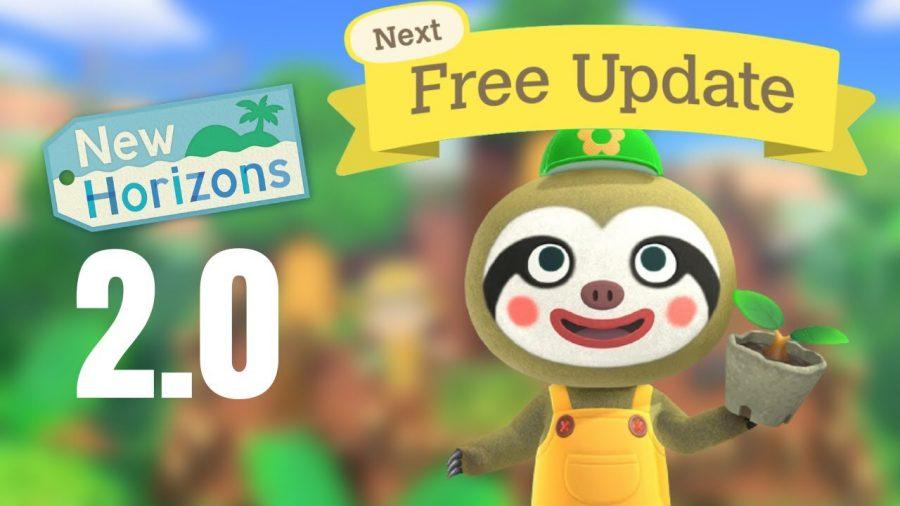 Animal Crossing 2.0 Update