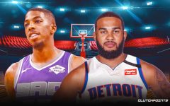 Kings trade Cory Joseph for Detroit Pistons' Delon Wright