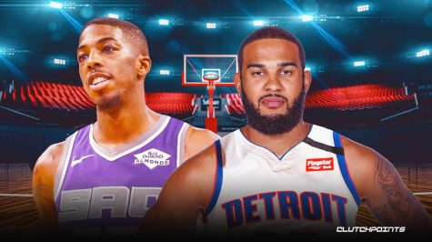 Kings trade Cory Joseph for Detroit Pistons