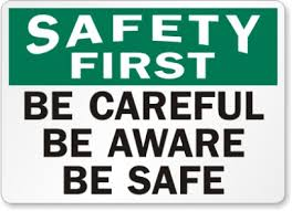 Ways to stay safe to and from work