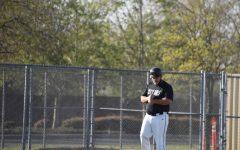 Coach Lee and Chavez's baseball team