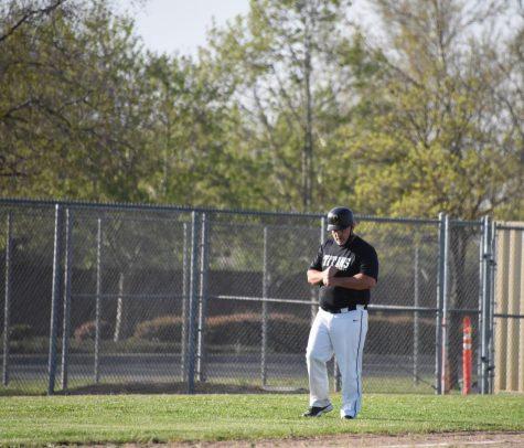 Coach Lee and Chavezs baseball team