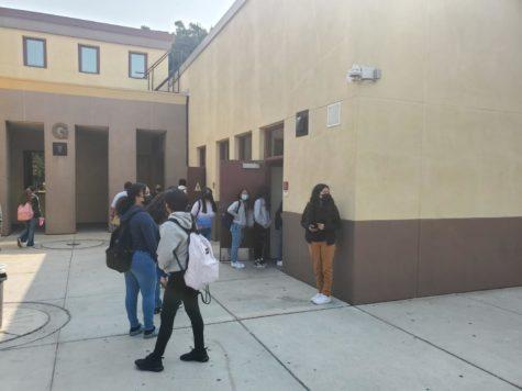 CCHS crisis of campus restrooms
