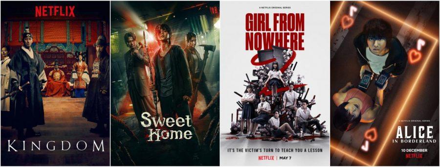 Netflix Original Thriller Asian Drama