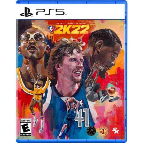 NBA2k22 is on its way