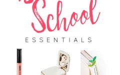 Back to school essentials for girls