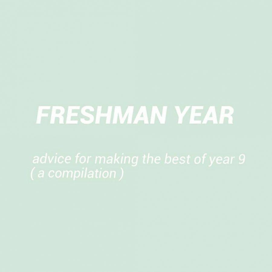 Freshman+advice