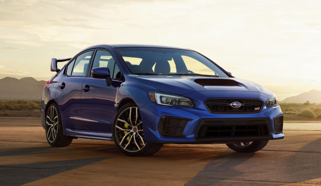 2021 Subaru WRX STI Specs and Review