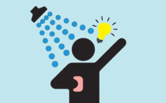 A quick peek at the science behind shower thoughts