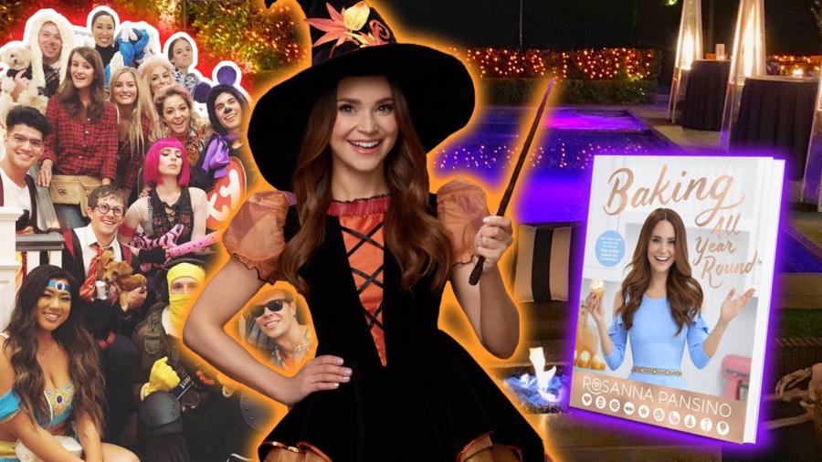 Rosanna Pansino's Halloween treat videos on YouTube can save your brain cells!